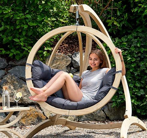 Garten Deals Globo Chair Hängekugel