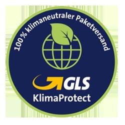Zertifikat GLS Klima Protect - Garten Deals